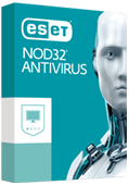 ESET NOD32 Antivirus 1year 3PC product key
