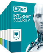 ESET Internet Security 1year 3PC product key