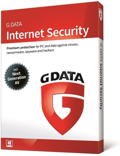 G DATA Internet Security 1 PC 1 Year