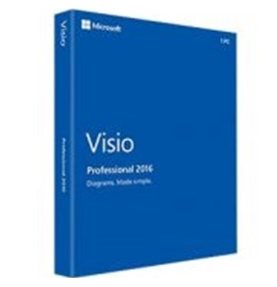 Visio 2016 Professional product Key