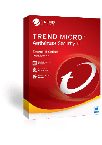 Trend Micro Trend Micro Antivirus 2018 1year 3pc key